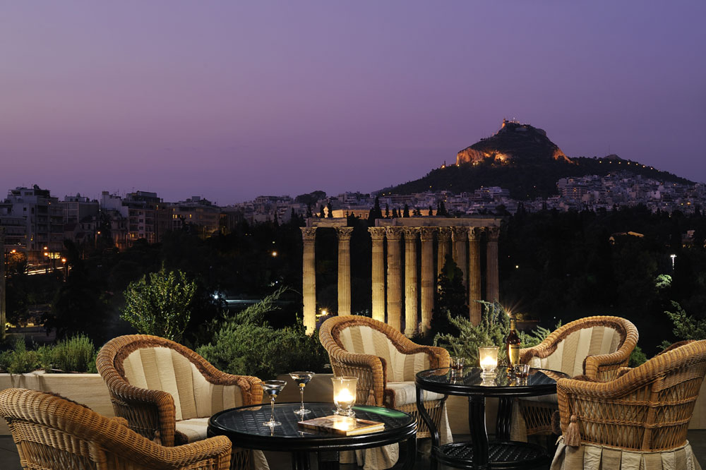 *Royal Olympic Athens Hotel