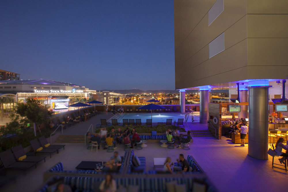 *Lustre Rooftop Bar