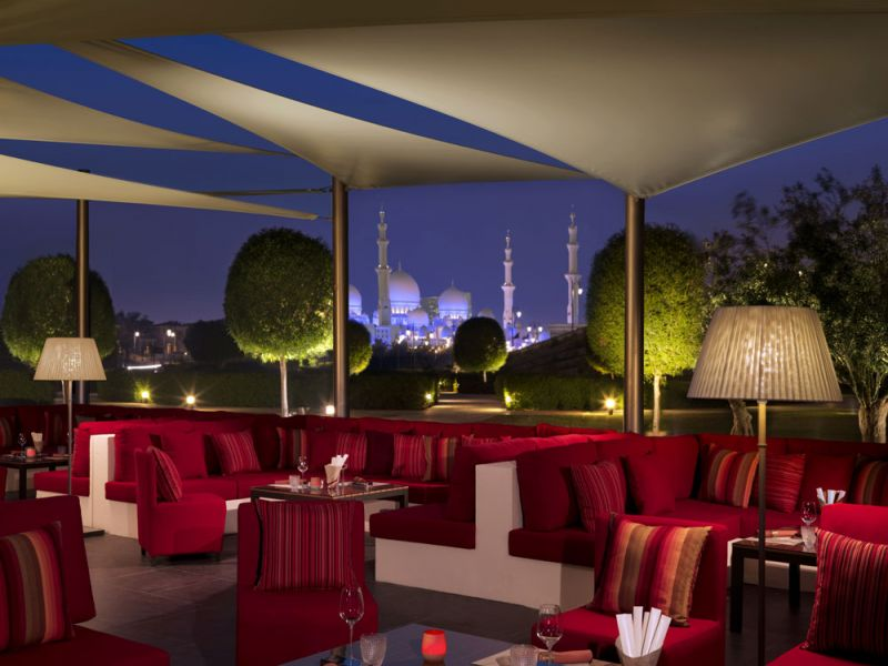*The Ritz-Carlton Abu Dhabi