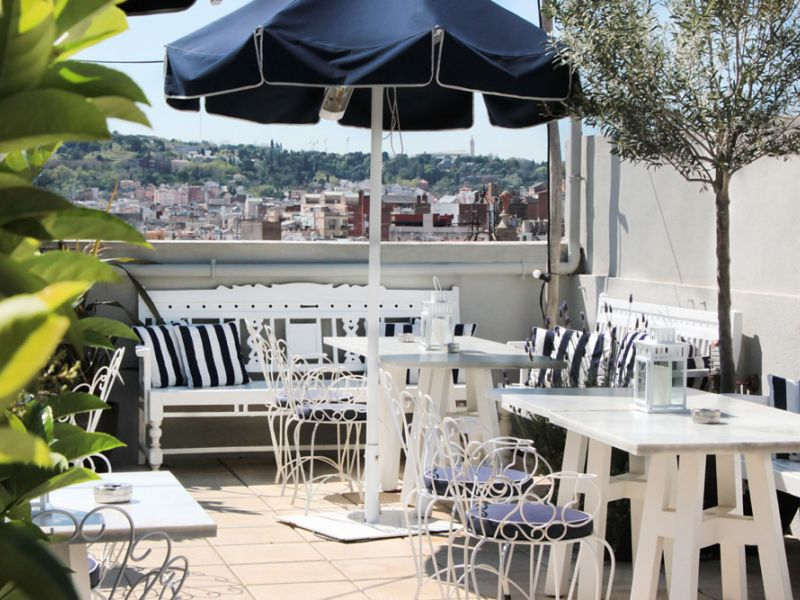 *Terrace Bar, Midmost Hotel, Barcelona